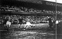 Támadás a Juventus kapuja előtt