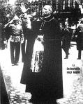 Pacelli bíboros magyar nyelven köszöntötte Magyarországot