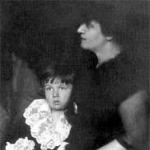 Judik Etel és fia Karinthy  Gábor