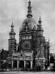 A Nagy Zsinagóga 1939. (Gdansk- Danzig)