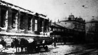 A Szent Imre-gyógyfürdő, a volt Rácfürdő környékén bontják a régi épületeket, hogy helyet adjanak a felépítendő tabáni gyógyszállónak.
