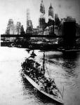 A Concord cirkáló elindul a newyorki kikötőből a kubai vizekre, az amerikai flotta nagygyakorlatára.