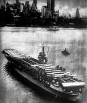 Az amerikai flotta repülőgép anyahajója