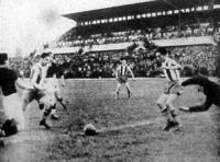Toldi a Ferencváros második gólját rúgja