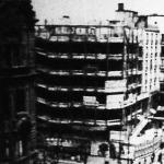 A Tudományos Akadémia Károly-körút 1. szám alatt épülő házának bokréta-ünnepélye