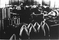 Hajszálpontosságú esztergamunka a föld színe alatti német municiógyárakban
