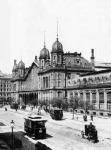 Nyugati pályaudvar épülete a századfordulón