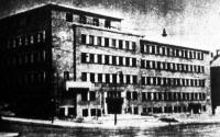 A XII. kerületi elöljáróság épülete a Böszörményi úton