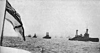 Kifut az angol Nagy Flotta