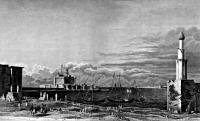 Alexandria egykori kikötője
