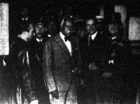 Hóry András titkos tanácsos vezetésével küldöttség indult Turnu-Severinbe a magyar-román ellentét  megoldásának céljából