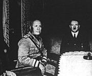 A Führer és a Duce hetedik brenneri találkozója