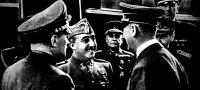 Franco és Hitler találkozója