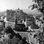 Kilátás a Gellérthegyről1938-ban