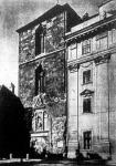 Mátyás király uralmát örökíti meg az a híres bautzeni emlék, amelyet nemrégiben állítottak fel másolatban Budán, az egyik középkori templom falmaradványán