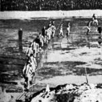 A Ferencváros kivonul tócsákkal tarkított pályára
