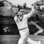 Puncec, a világhírű jugoszláv teniszező