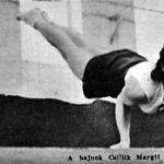 A bajnok Csillik Margit