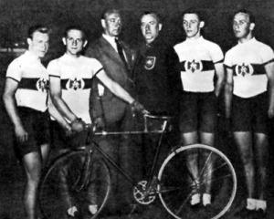 A németek Mirke, Woggenreitter, Lorenz, Trost, Kappey, Schertle