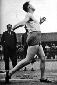 Horváth Vilmos 50 m 61 cm-es dobással lett bajnok