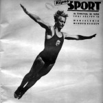 Hídvéghy László a Képes Sport címlapján