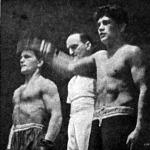 A győztes Torma II. (jobbra)