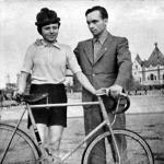 A Pataki-testvérek - Pataki József, a motorvezetéses verseny hőse és bátyja Pataki Ferenc tornászbajnok