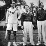 A 2-ik helyezett MAC csapata - Dallos I., Dallos II., Gábory, Romhányi