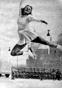 Botond Györgyi, a hölgyműkorcsolyázás bajnoka