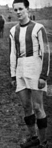 Szusza Ferenc, a 17 éves újonc három góllal mutatkozott be