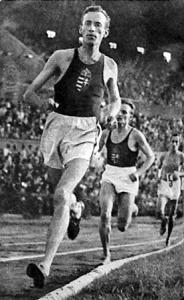 Szilágyi, Csaplár és Bevlacque a 10000 m-es verseny közben