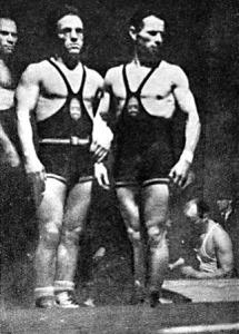 Ambrózy és Tégla, a magyar győztesek