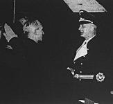 Bárdossyt Münchenben Ribbentrop köszönti