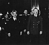 Matsuoka látogatása Hitlernél Berlinben