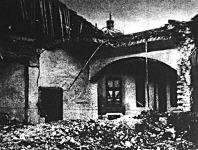 A kassai bombázás után