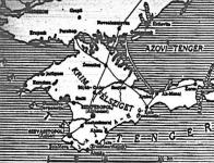 A Krím-félsziget