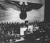 A Führer beszéde Amerika hadbalépése alkalmából