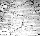 Világrészek háborúla a Csendes-óceánon
