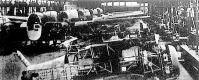 Repülőgépszerelő csarnok