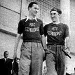 A szabadkai Harangozó fivérek Tibor és Vilmos