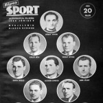 A WMFC bajnokcsapata a Képes Sport címlapján