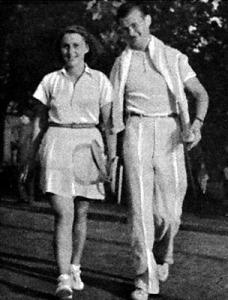 Flórián és Mayer dr. a vegyespáros nyertesei