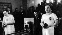 Uhlmann és Horváth verseny közben