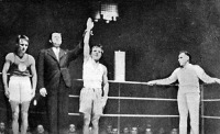Devcsics, a horvátok büszkesége legyőzte Voinovichot, a magyar bajnokot