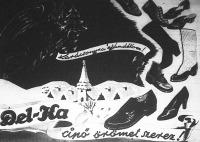 1941 karácsonyán a bőrcipő szabad forgalma valóban örömet szerez(ne)