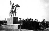 Gömbös Gyula síremlléke (www.szoborlap.hu)