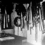 A kiskőrösi szoba, ahol Petőfi Sándor megszületett