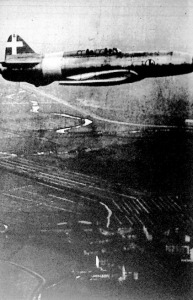 Rakéta-rendszerű ultragyors olasz repülőgép