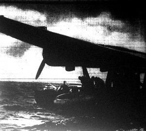 Szárnyas mentők a tengeren