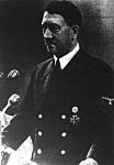 Hitler 1943-ban, 53. születésnapján